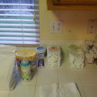 Diaper Stash